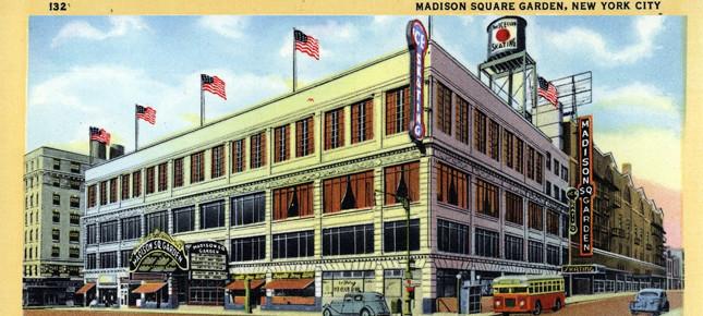 Madison Square Garden Nyfacts
